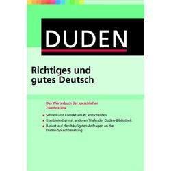 Duden Richtiges und gutes Deutsch 9 (Mac)