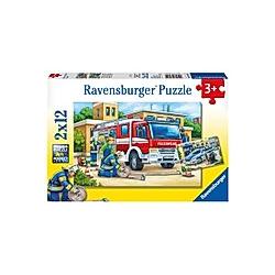 Polizei und Feuerwehr (Kinderpuzzle)