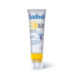 LADIVAL Aktiv Sonnenschutz Gesicht & Lippen LSF 30 1 P