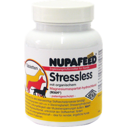 NUPAFEED Dog Stress-less Tabletten vet. 100 St