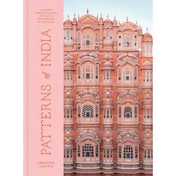 Patterns of India als Buch von Christine Chitnis