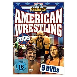 All American Wrestling - Best of All American Wrestling - DVD  Filme