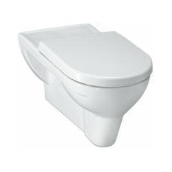 Laufen PRO Wand-Flachspül-WC, behindertengerecht, 360x700, weiß, Farbe: Weiß mit LCC