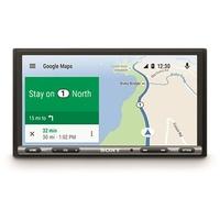 Sony XAVAX205DB.EUR Doppel-DIN Moniceiver DAB+ Tuner, Bluetooth®-Freisprecheinrichtung, Anschluss f