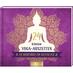 24 kleine Yoga-Auszeiten: Buch von
