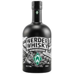 Werder Whisky Single Malt Scotch 42,1% 0,7 L