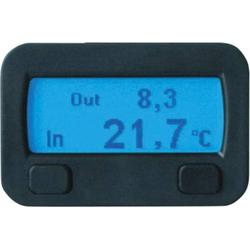 Sinustec 10320 Thermostat Thermostat-Funktion, Aufbau, Einbau, Innentemperatur, Außentemperatur, Ei