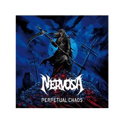Nervosa - Perpetual Chaos (Blue) (Vinyl)