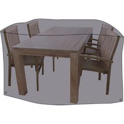 LEX Schutzhülle für Sitzgruppen, 200 x 95 cm, Tragetasche