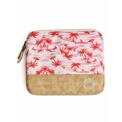 Verpackung MI-PAC - Nd Table Pink Palms (008)