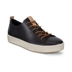 ECCO Soft 8 LX Cliosambal Sneaker - 45 - Schwarz