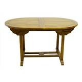 Gartentisch rund ausziehbar  Gartentisch rund ausziehbar Preisvergleich - billiger.de