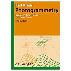 Photogrammetry. Karl Kraus  - Buch