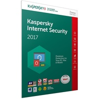 Kaspersky Lab Internet Security Multi-Device 2017 3 Geräte 2 Jahre ESD DE Win Mac Android iOS