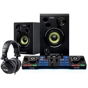 Hercules DJControl Inpulse DJ-Anfänger-Set