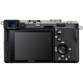 Sony Alpha 7C Body silber