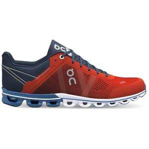 On Cloudflow Schuhe Herren blau 44