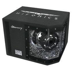 Hifonics Subwoofer (Hifonics Mercury MR8BP - 20cm Gehäuse-Subwoofer)