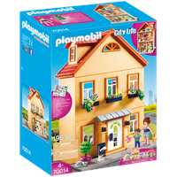 Playmobil Lity Life Mein Stadthaus (70014 )