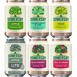 Somersby Mischbox 24 x 0,33 ltr