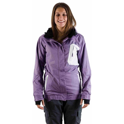 Jacke LIGHT - Bepop Orchid/White (1167)
