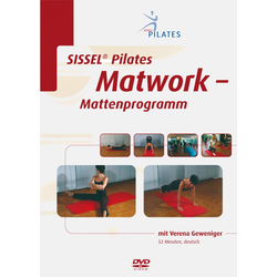 SISSEL® Pilates Mattenprogramm DVD