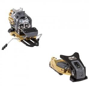 Dynafit Bindung Beast 16 mit Stopper 120 mm Stopperbreite - 120 mm, Bindungsgewicht (Paar) - 1851 - 1900 g, Z - Zahl - 6 - 16, Bindungsfarbe - Schwarz - Gold,