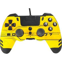 Steelplay Metaltech Gelb PS4 Gaming-Controller