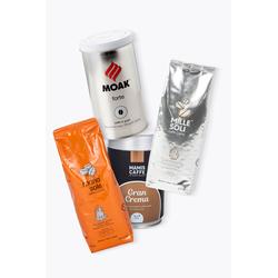 Aus unserer Werbung Italienischer Kaffee - Probierpaket 1kg