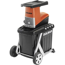 DOLMAR Elektro Messer-Häcksler 2500W