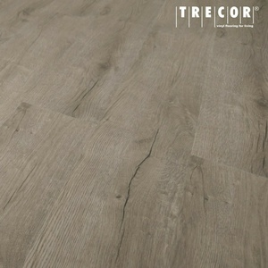 TRECOR Vinylboden Klick Vinylboden 5 mm   Holzdekore mit V-Fuge / 1 m2 Frei Haus