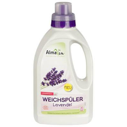 AlmaWin Weichspüler Lavendel vegan 0.75 Liter