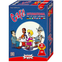 Amigo Café International SdJ 1989 Café International 2620