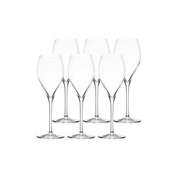 Stölzle Champagnerglas PRESTIGE Champagnerglas 345 ml 6er Set, Glas