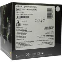 Med Trust GmbH Wellion CALLA light Blutzuckermg. Set mmol/l weiß
