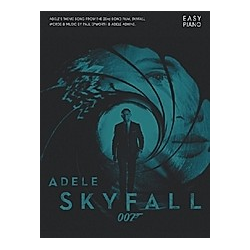 Skyfall - James Bond Theme  for Easy Piano. Adele  - Buch