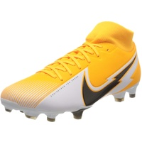Nike Mercurial Superfly 7 Academy MG Fußballschuh für verschiedene Böden - Orange, 39