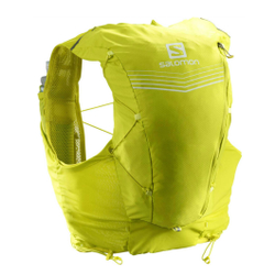 Salomon - Adv Skin 12 Set Sulp - Trinkgürtel / Rucksäcke - Größe: S