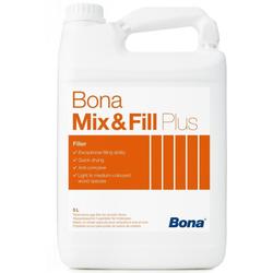 Bona Mix & Fill Plus 5 Liter wasserbasierter Fugenkitt