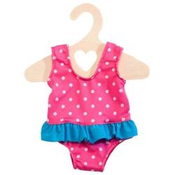 Puppen-Badeanzug Pink, Gr. 35-45cm