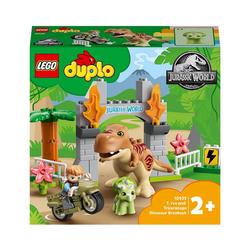 LEGO® Steckspielzeug LEGO DUPLO 10939 Ausbruch des T. rex und