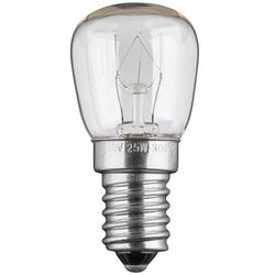 Backofenlampe E14 mit 25 Watt temperaturfest bis 300°C