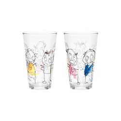 Aida Wasserglas 360 ml 4 St
