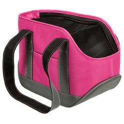 Trixie Tasche Alea pink/grau für kleine Hunde