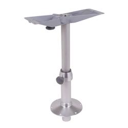 Alu-Tischsäule versenkbar
