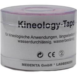 KINEOLOGY Tape 5 cmx5 m pink 1 St.