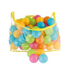 bieco pastellfarbene Bälle 100 Stück