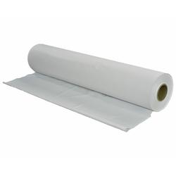 Tischtuch Tischdecke Biertischdecke LDPE weiss perforiert auf Rolle 0,70 x 240m