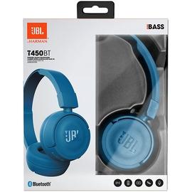 JBL T450BT blau