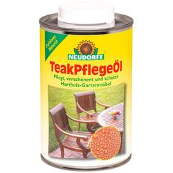 Neudorff Teak-Pflegeöl Holzpflegeöl, 500 ml